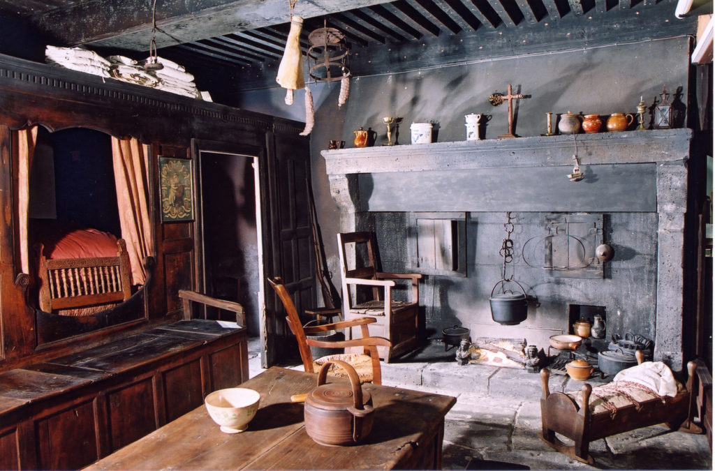 Regionalmuseum auf Auvergne in Riom