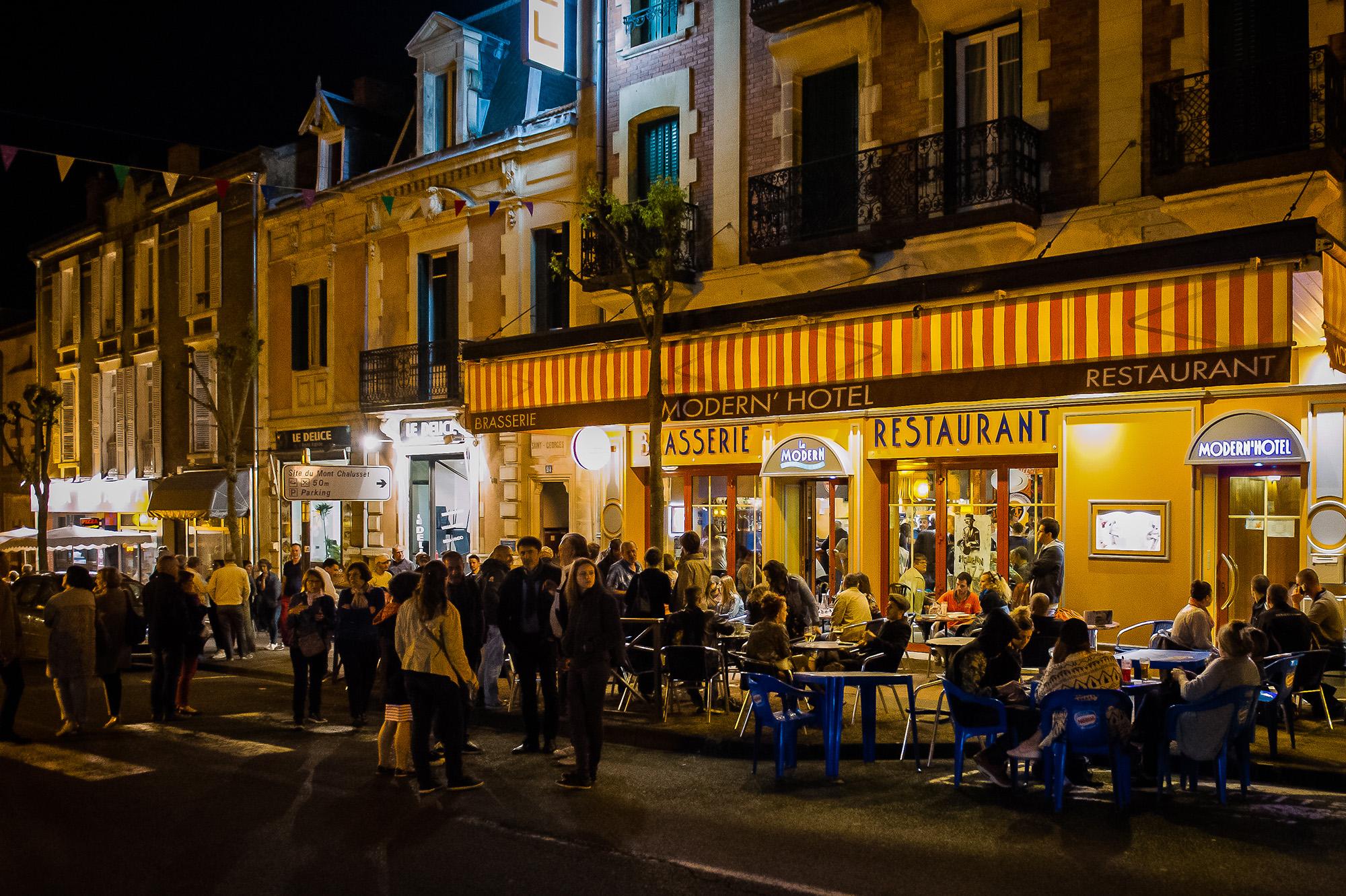 Unsere Bars, Pubs, Nachtclub