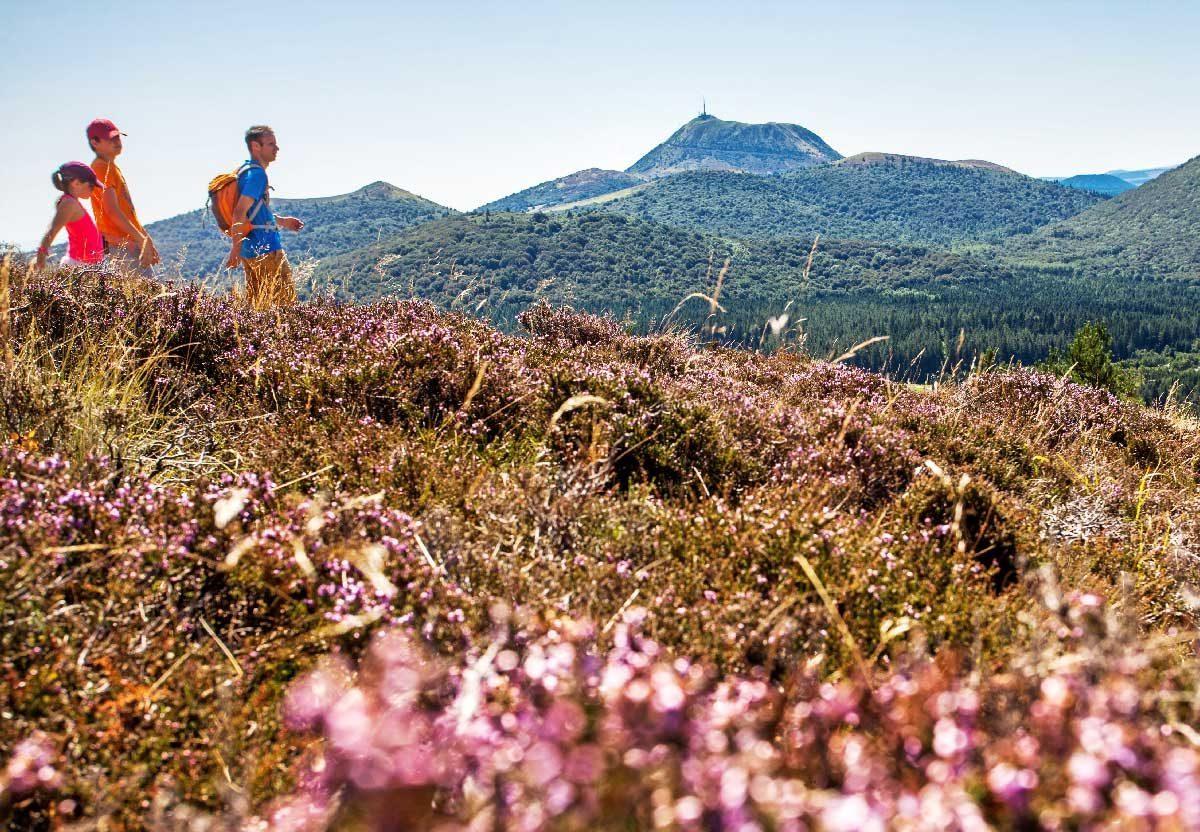 Wandern und Natursport