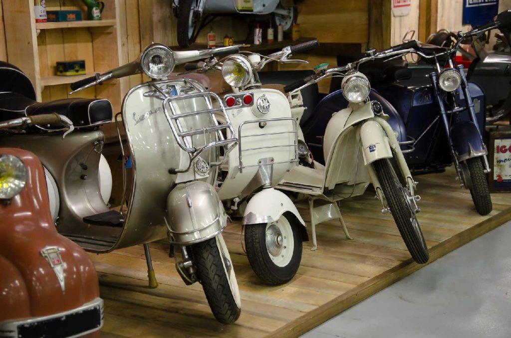 Musée de la moto in Riom