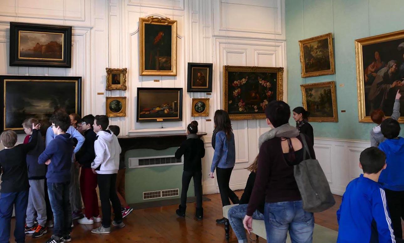 Laissez-vous surprendre par nos musées