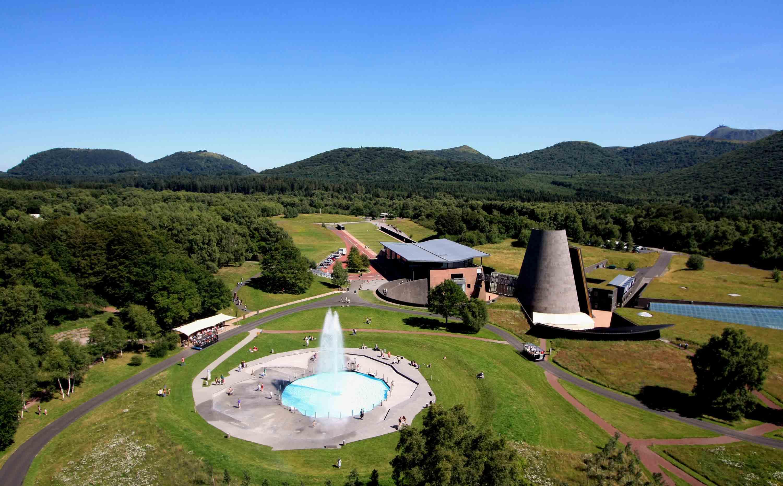 Parc d'exploration Vulcania