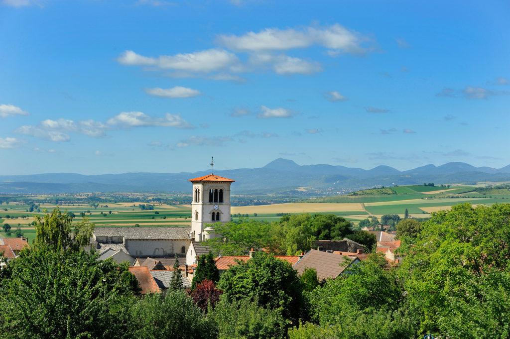 Collégiale Saint-Martin à Artonne