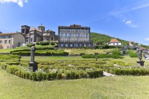 Jardin de Bosredon et musée Marcel Sahut à Volvic