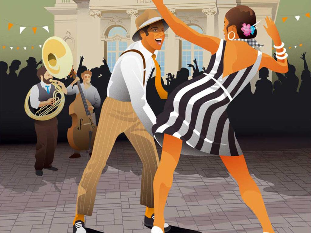 Festival Jazz aux Sources