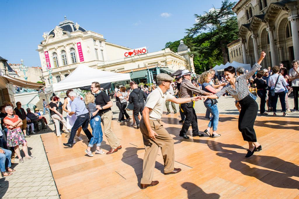 Jazz aux Sources 2018 à Châtel-Guyon