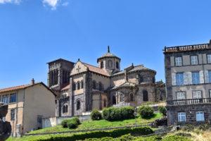 Église Saint-Priest - Volvic