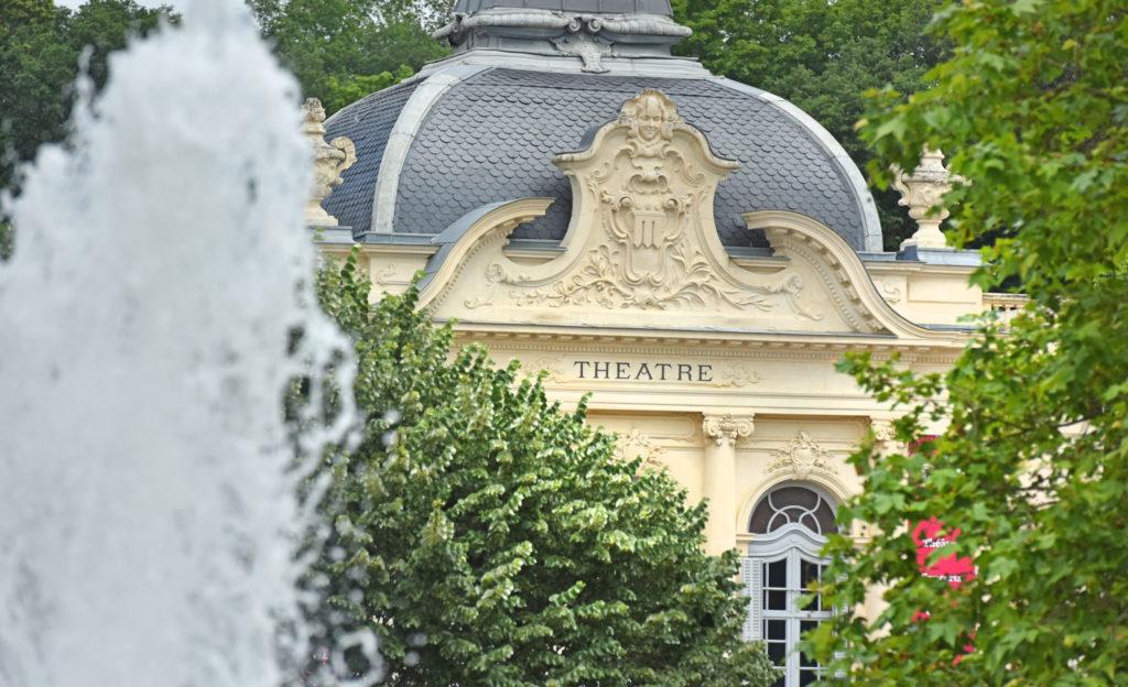 Théâtre, Châtel-Guyon (63)