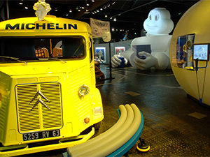 Musée L'Aventure Michelin à Clermont-Ferrand