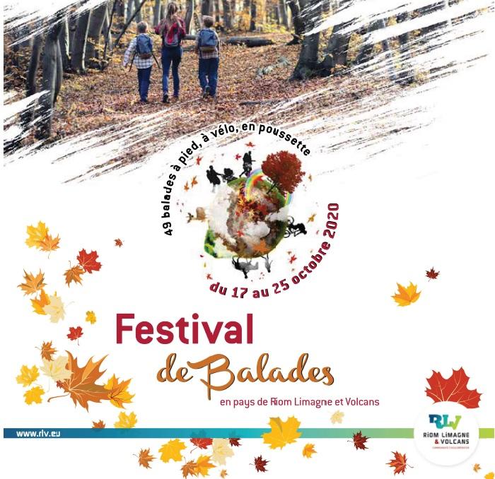 programme 2020 Festival Balades Automne