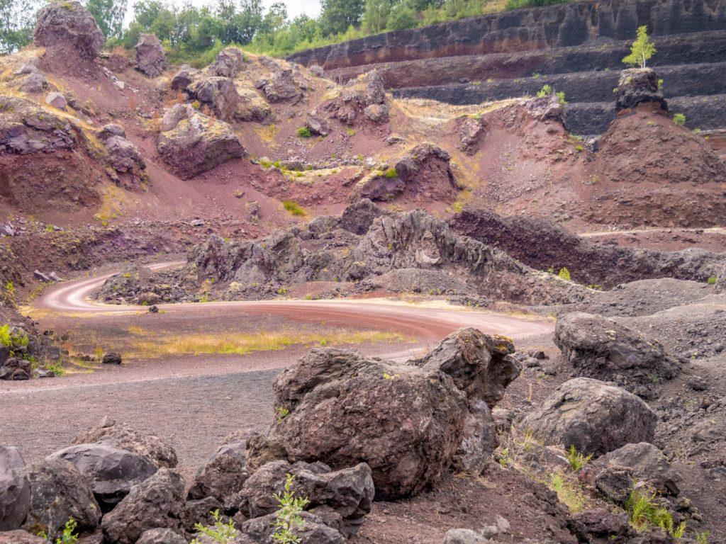 Volcan de Lemptégy à Saint-Ours-les-Roches