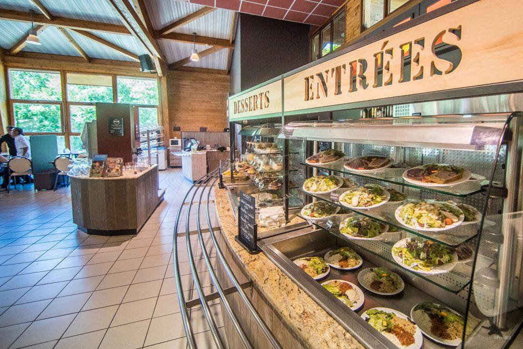 Restaurant du Volcan de Lemptégy à Saint-Ours-les-Roches