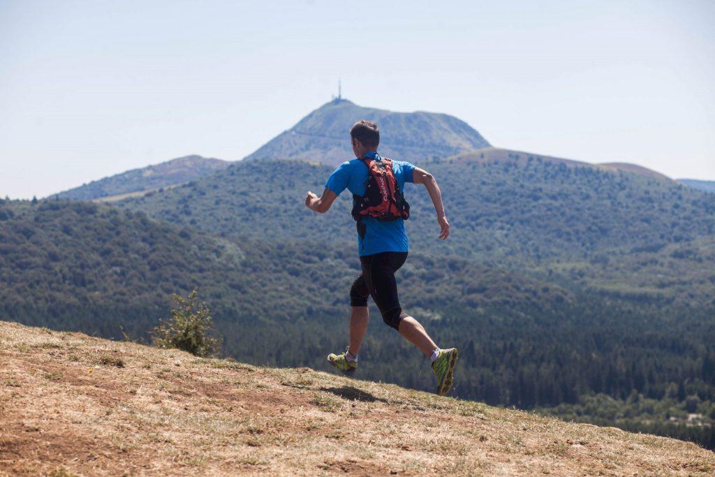 Trail Puys Chopine et des Gouttes,Saint-Ours-les-Roches