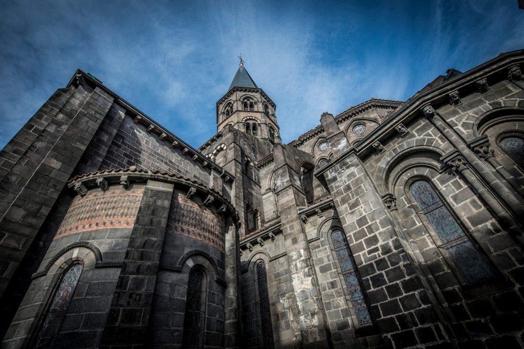 Basilique Saint-Amable à Riom