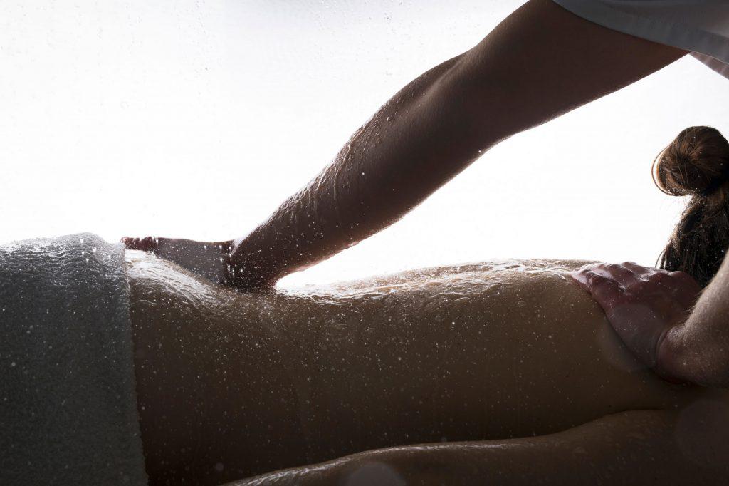 Massage Aïga Resort Thermal