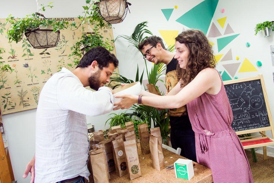 atelier Happy Plantes