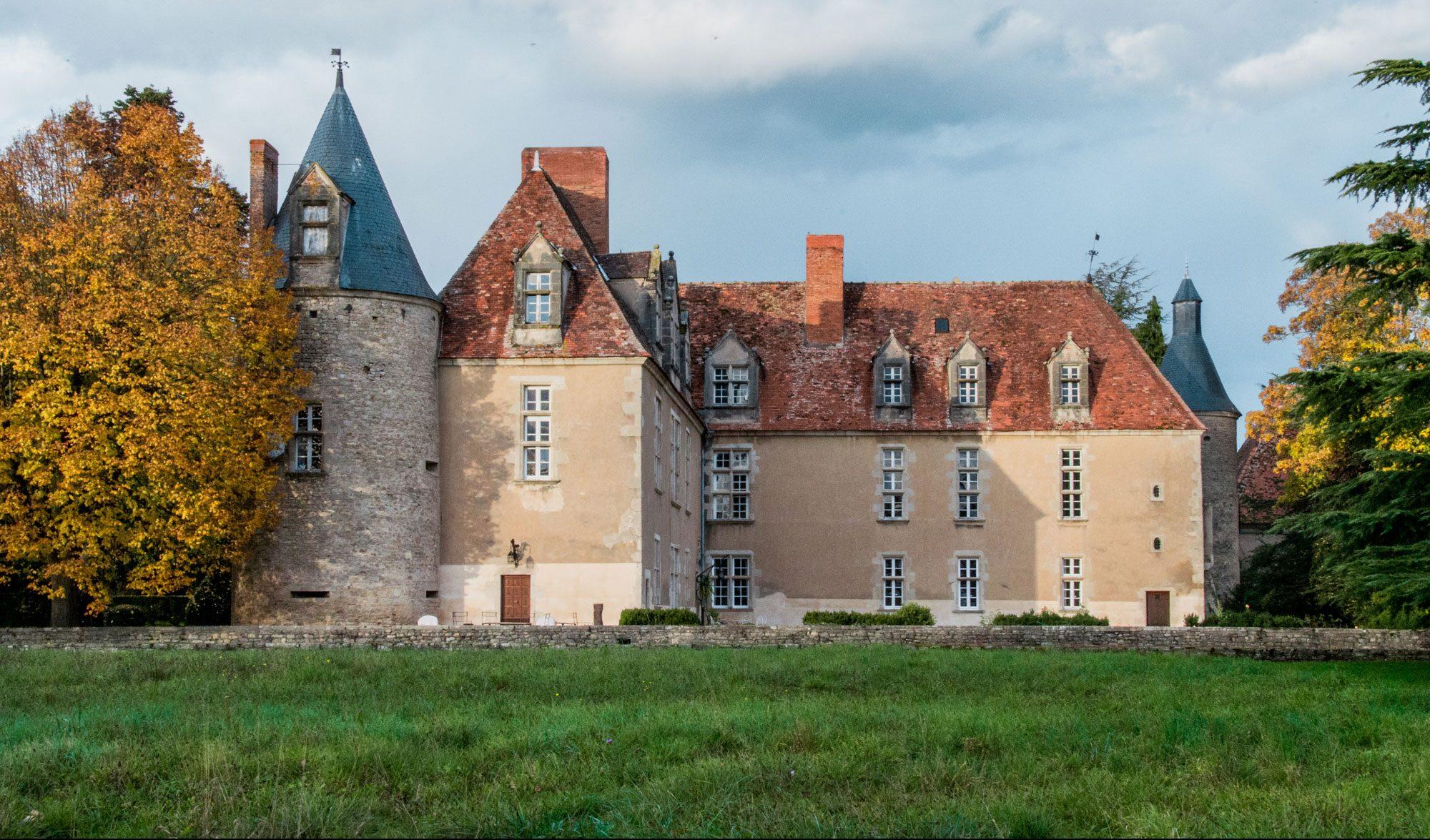 Château Denone à Effiat