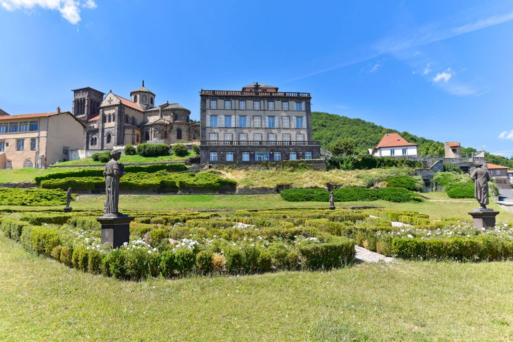 Jardin de Bosredon à Volvic