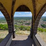 Volvic en Auvergne, un voyage au centre de la pierre