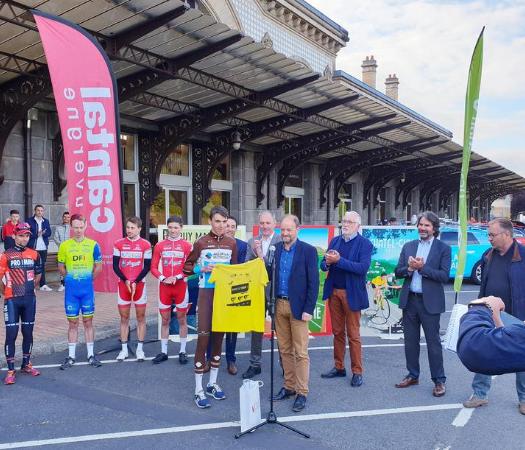 Tour de France 2020 à Châtel-Guyon