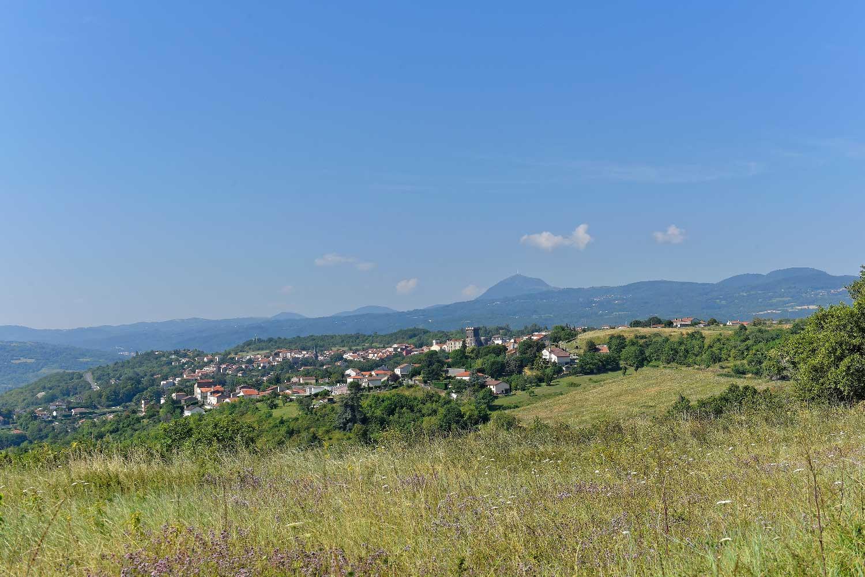 Colline de Mirabel à Riom