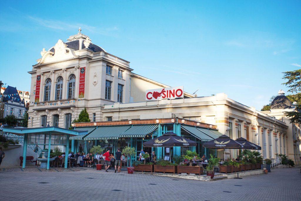 Casino et Théâtre de Châtel-Guyon