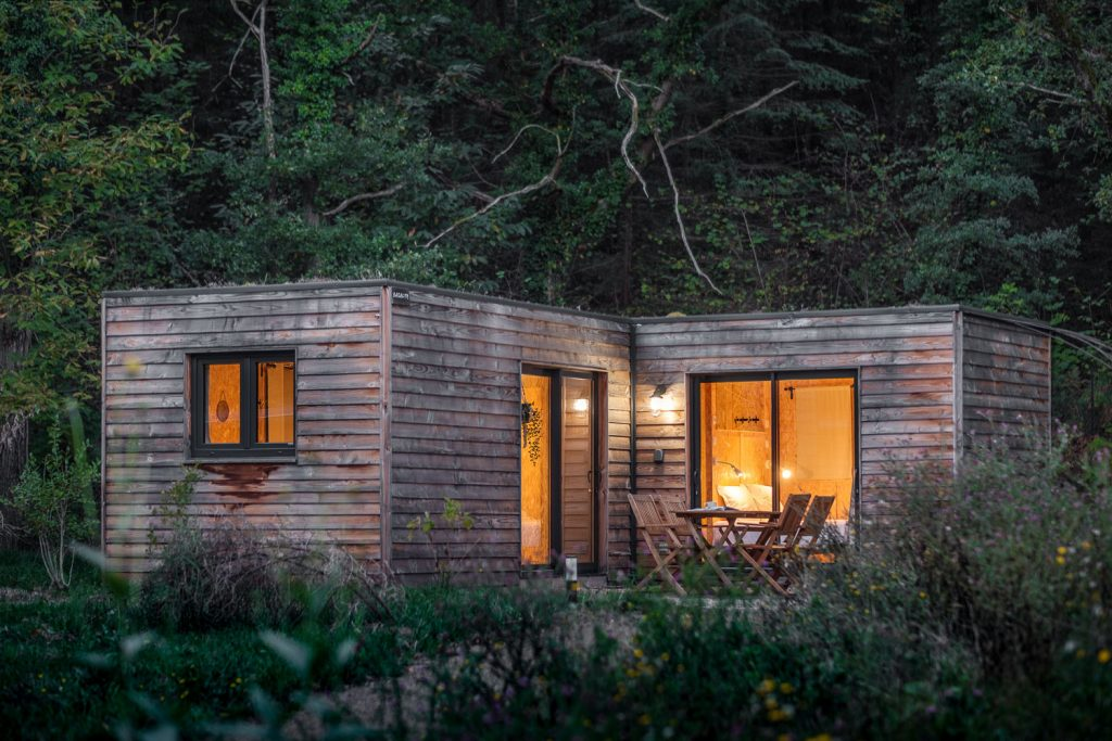 Lodges du Volvic Organic Resort à Volvic