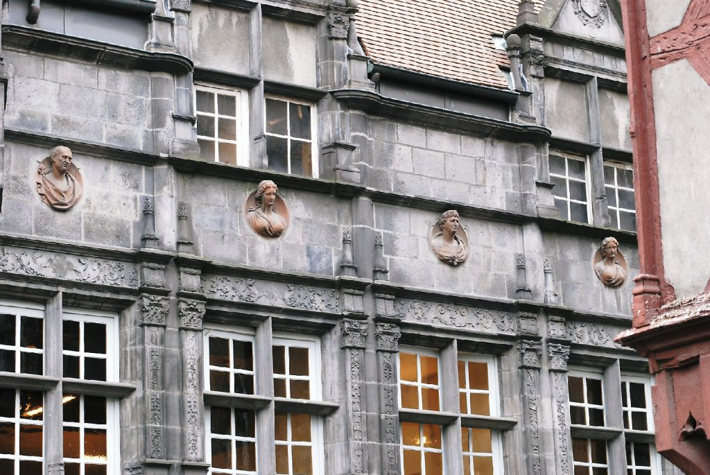 Maison des Consuls à Riom
