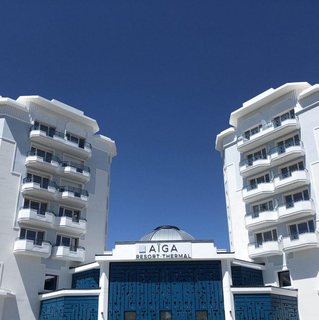 Aïga resort à Châtel-Guyon