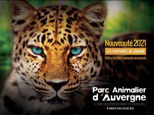 Parc animalier d'Auvergne à Ardes-sur-Couze