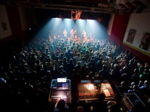 Salle de spectacle La Puce à l'Oreille à Riom