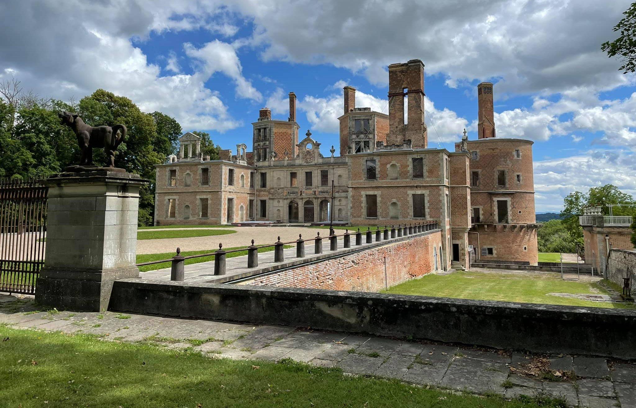 Découvrez les plus beaux châteaux du puy de dôme