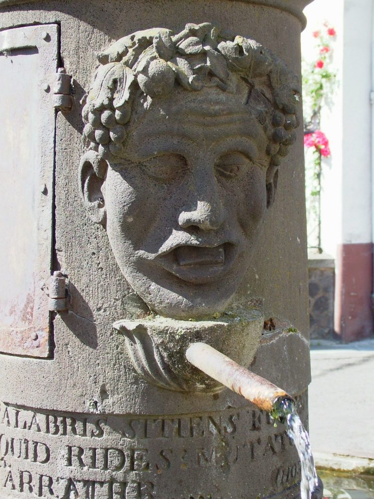 Fontaine du Tantale