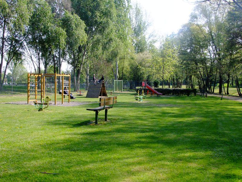 Parc André Bossin à Mozac