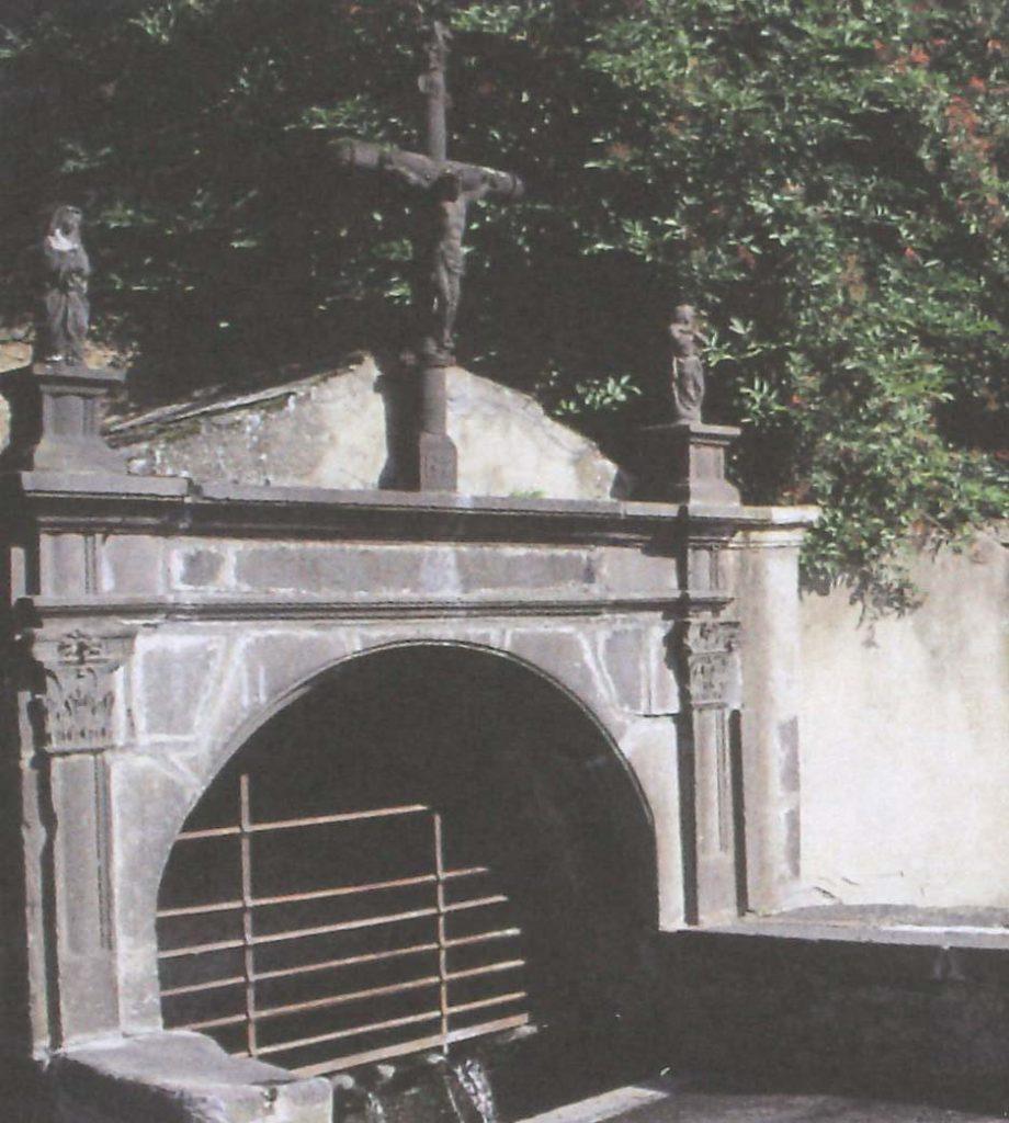 Grande fontaine de Marsat