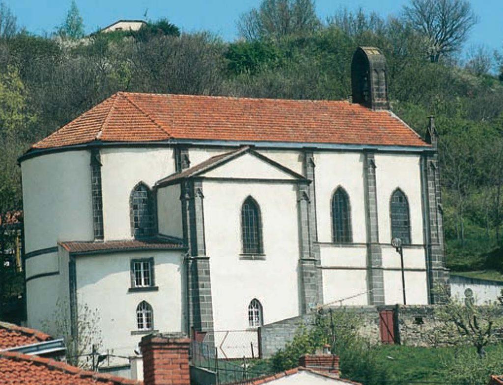 Église Saint Jean Baptiste d'Enval