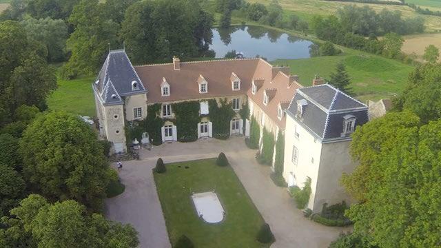chateau de st agoulin
