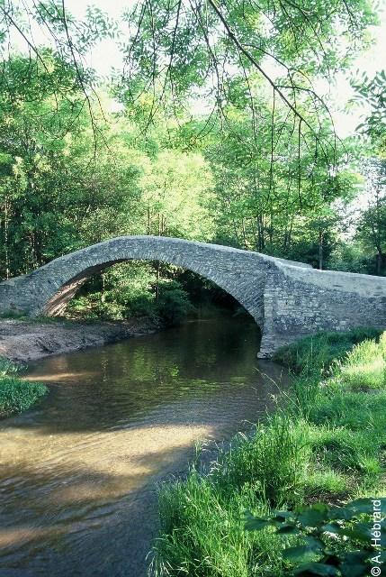 Pont du Cheix sur Morge