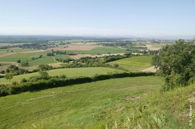 Butte de Montgacon