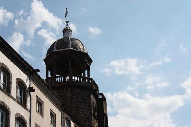 Villes et Villages – Riom – Tour de l'Horloge – OTRL