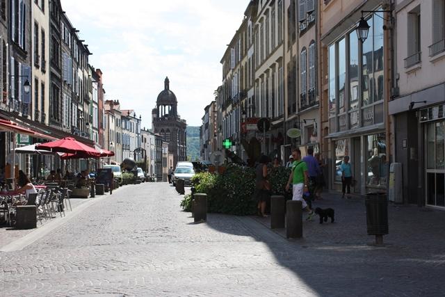 Riom – Rue du Commerce – OTRL