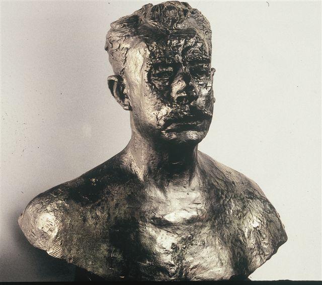 MUSEE MANDET – BUSTE DE CLEMENTEL