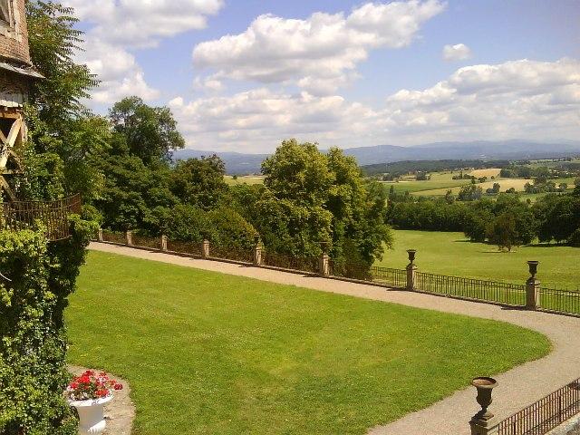 Jardins Domaine Royal Randan