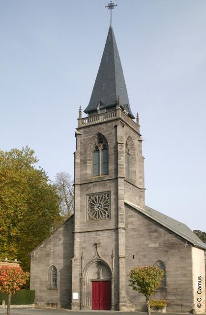 Eglise Saint-Jean-Baptiste Randan