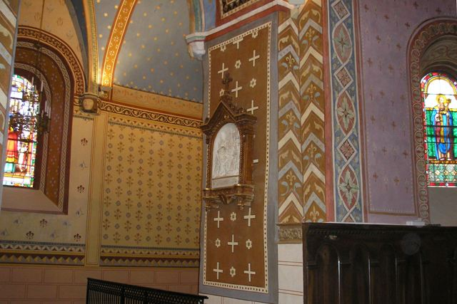Eglise Varennes sur Morge