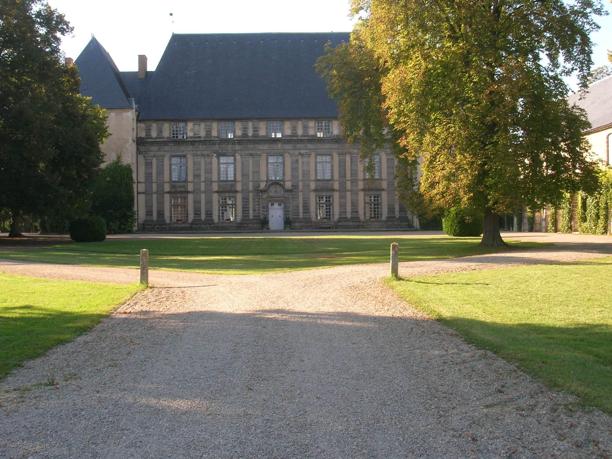 Jardins du château d'Effiat