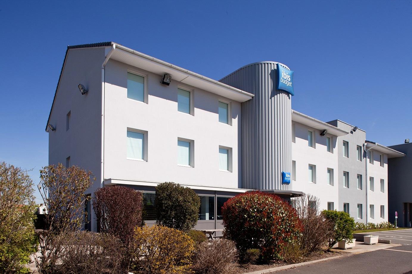 Hôtel – Ibis Budget – Riom