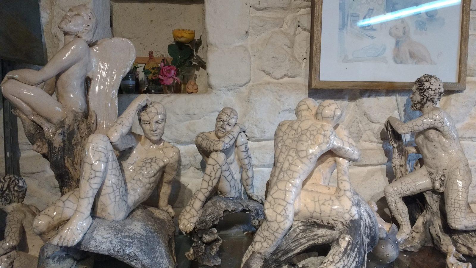 Artisanat – Frédérique Lacoix Damas – Scuplture