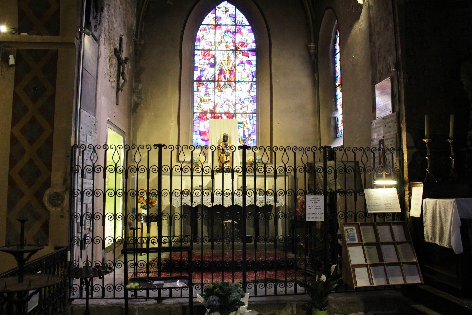 Eglise Notre Dame – Marsat