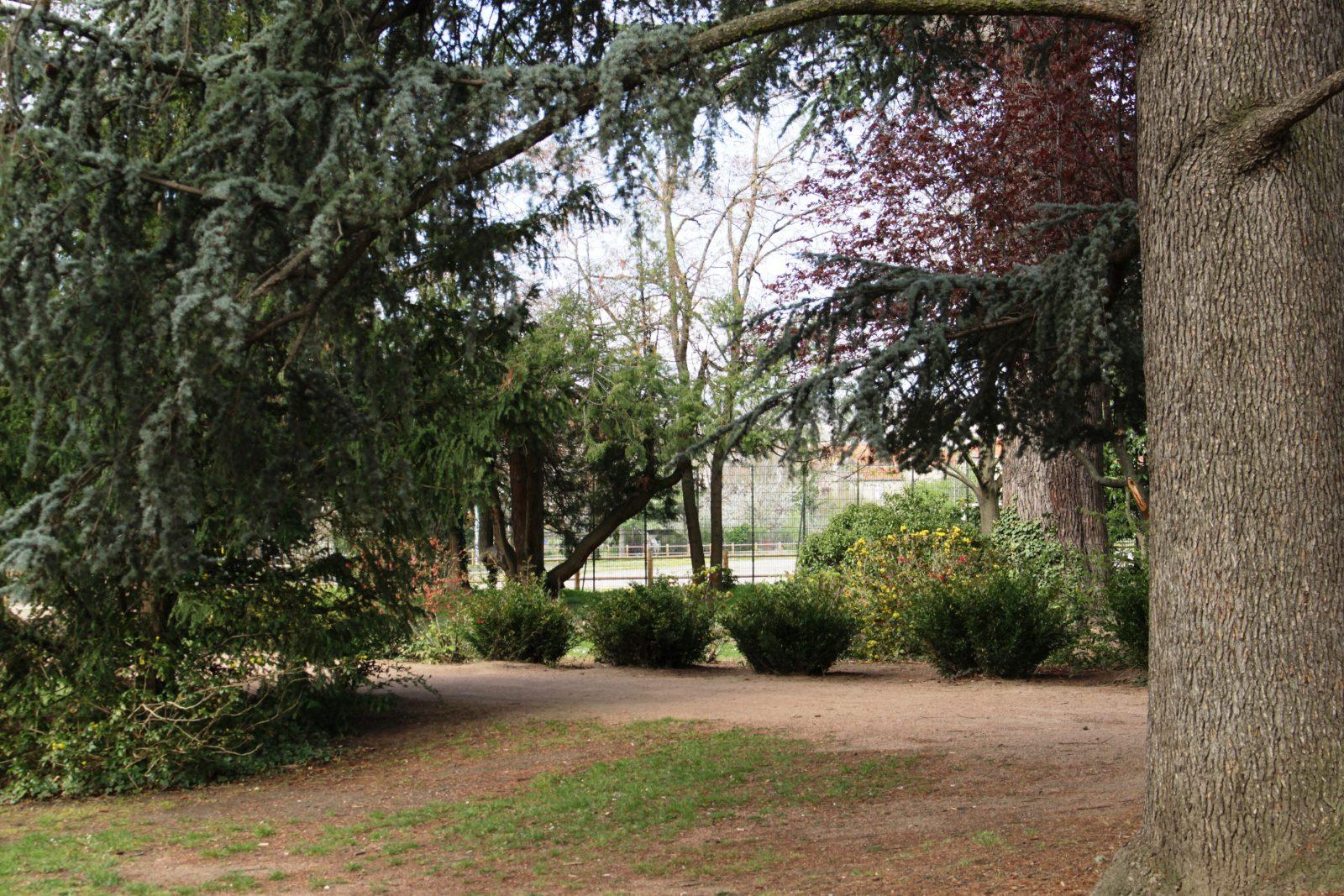 Parcs & Jardins – Parc Dumoulin – Riom